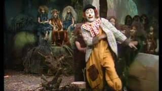 pipo de clown - op bezoek bij de trollen