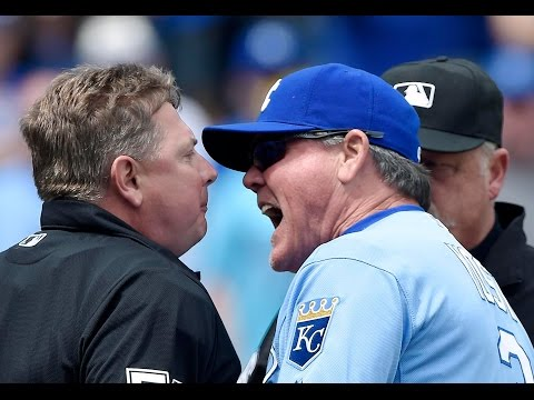 Royals Ned Yost on ejections and team's 4-2 win over Athletics