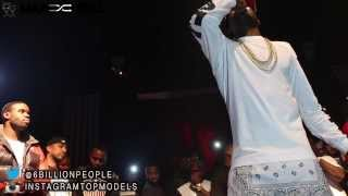 Meek Mill Live in Concert   Houston,Tx   @6BillionPeople