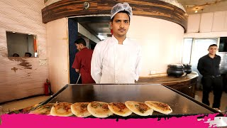 Indian Food BUFFET at the Revolving Restaurant + Adalaj Stepwell UNESCO | Ahmedabad, India