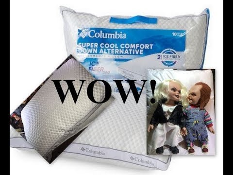 wow columbia ice pillow and hotel