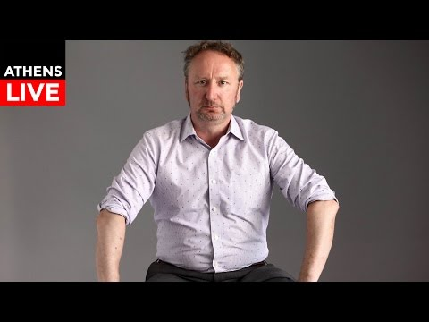 Mark Blyth: The AthensLive Interview