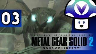 [Vinesauce] Vinny - Metal Gear Solid 2: Sons of Liberty (part 3) + Art!
