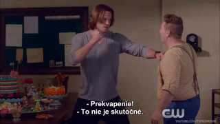Supernatural 11x08 Just My Imagination (promo so slovenskými titulkami)
