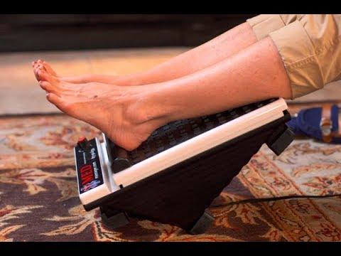 MedMassager MMF06 11 Speed Foot Massager Review - YouTube