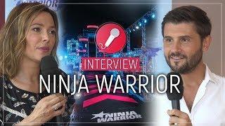 [Interview] Qui de Sandrine Quétier et Christophe Beaugrand défend le mieux Ninja Warrior ?