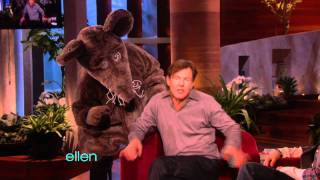 Dennis Quaid is Afraid of Rats!