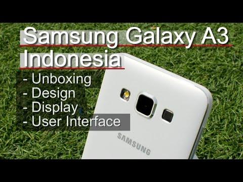 Samsung Galaxy A3 Indonesia : Full Metal di 3 Jutaan