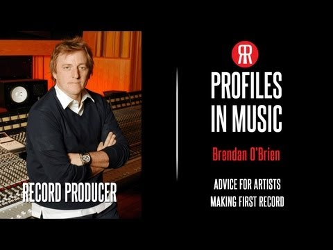 Grammy Winning Producer, Brendan O'Brien, Gives Advice To New Artists!