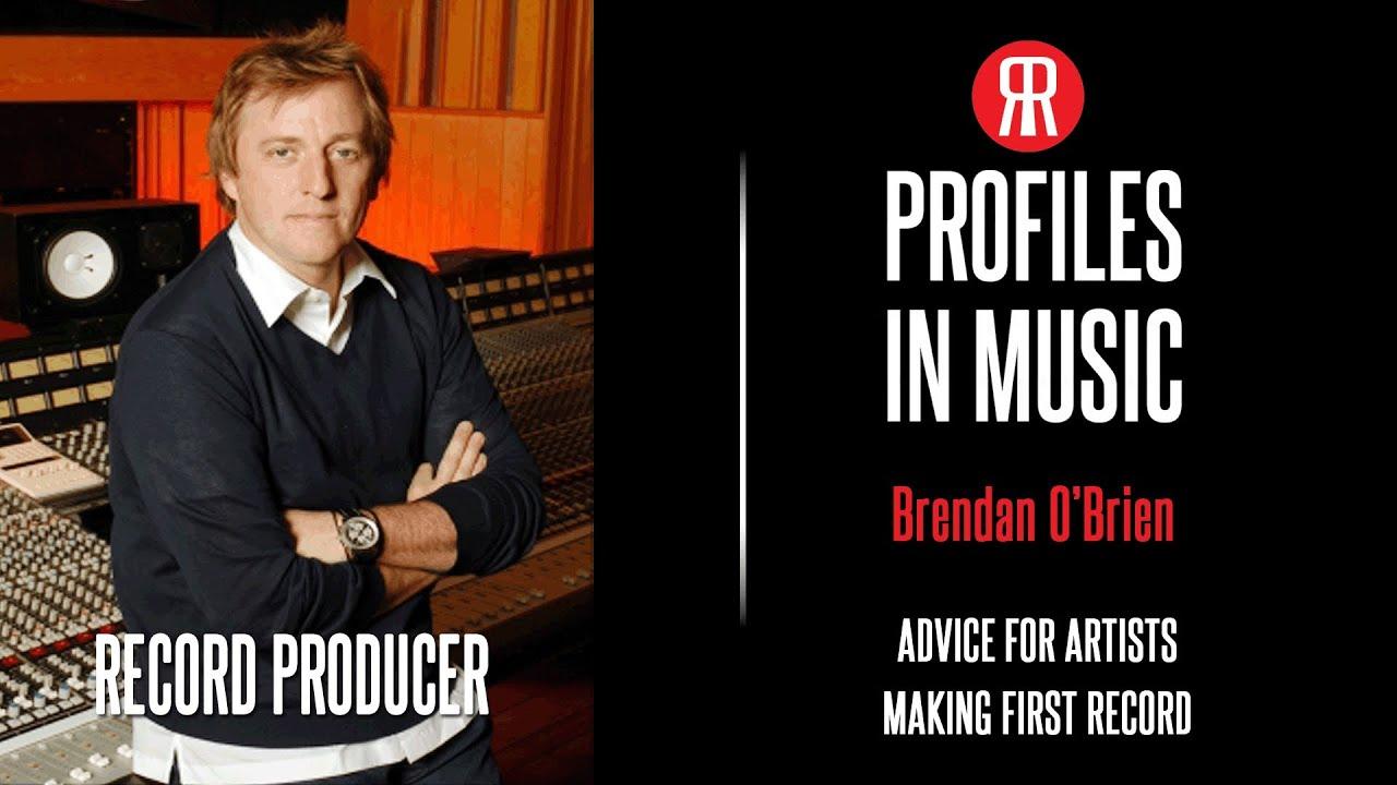 Producer Profile: Brendan O'Brien - Recording Revolution