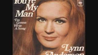 Watch Lynn Anderson Youre My Man video