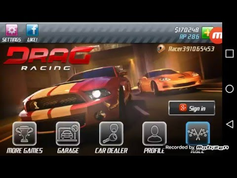 Drag Racing Clasic Level 6 Boss Lambirgini Gallardo Tune Settings