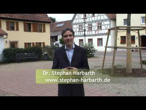 Dr. Stephan Harbarth (CDU), Bundestagskandidat im Wahlkreis Rhein-Neckar
