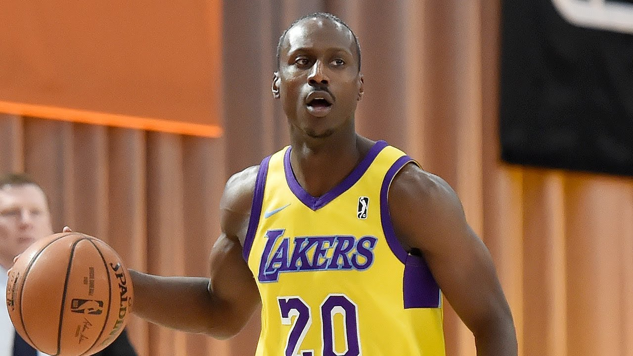 853999cc9 Lakers  Andre Ingram CAREER HIGHLIGHTS  All-Time NBA G League 3-Point  Leader!