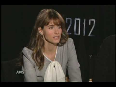 JOHN CUSACK & AMANDA PEET 2012 INTERVIEW