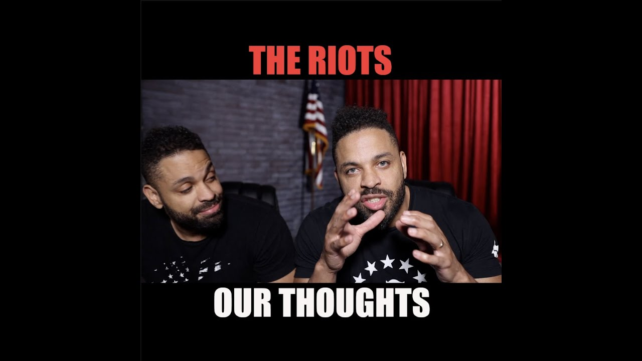 The Riots Over The Weekend, Our Thoughts.