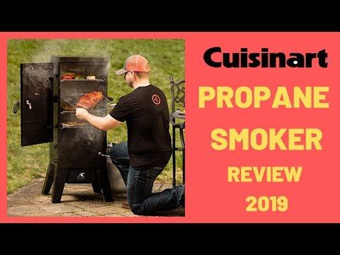 Cuisinart Smoker Review 2019