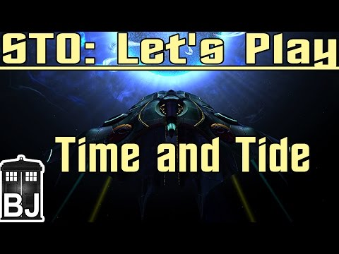 Let's Play Star Trek Online - Time and Tide