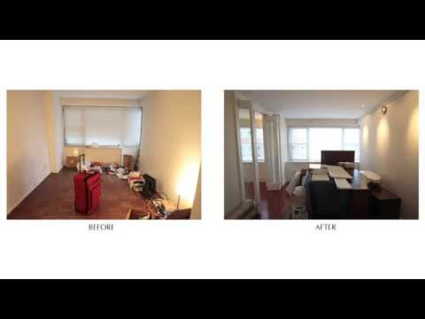 Amazing Complete Renovation Before & After, E 9th St. NYC
