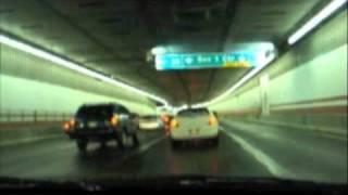 First Ride Through Big Dig, Boston MA (March 30, 2003)