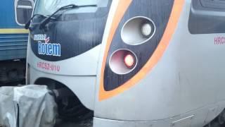 Поезд Intercity+, Интерсити № 742Л Трускавец-Киев, Второй Класс, Інтерсіті, 2 клас, Львів-Київ