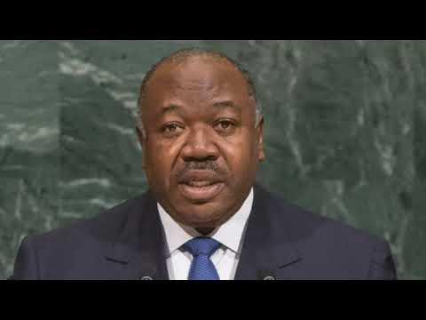 BREAKING NEWS: A MILITARY COUP JUST TOOK PLACE IN GABON AGAINST ALI BONGO