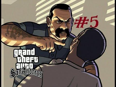 GTA: San Andreas 100% Walkthrough Part 5: Drive-Thru (Xbox 360)