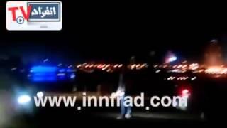 حريق سيارة أعلى كوبرى قصر النيل يتسبب فى تعطيل حركة المرور (فيديو)