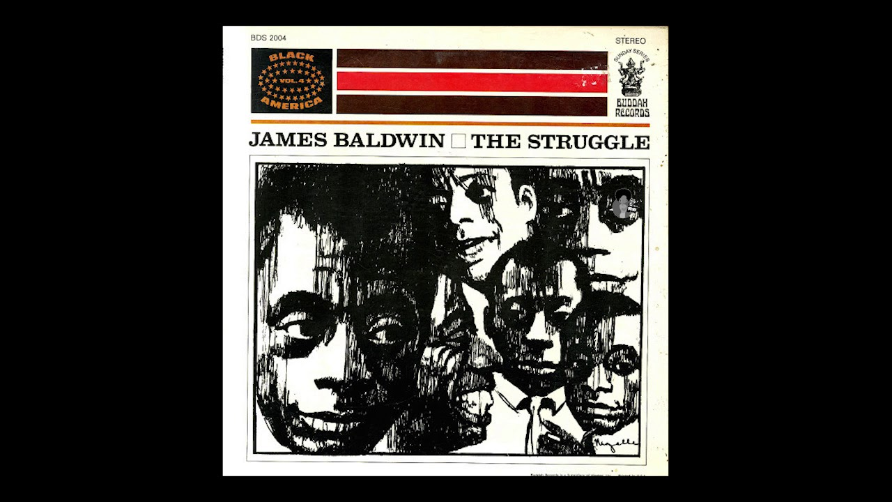 James Baldwin - The Struggle of The Artist (1969)