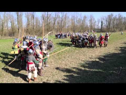 Rievocazione Battaglia Castagnaro 1387  - 8 marzo 2015