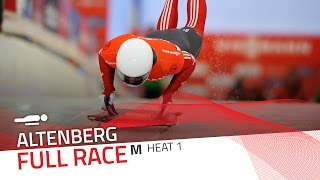 Altenberg | BMW IBSF World Cup 2015/2016 - Men