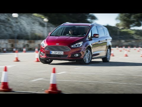 Ford S-Max: Active Safety Systems (e.g. Active City Stop) :: [1001cars]