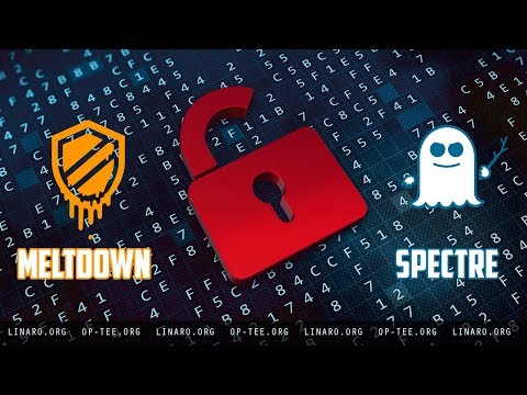 Meltdown, Spectre and OP TEE Webcast
