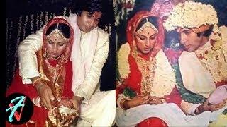 Amitabh Bachchan and Jaya Bachchan Wedding Photos | Rare Photos