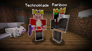 Technoblade and Ranboo bonding moments