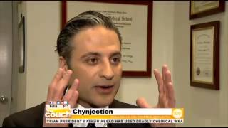 chYnjection™ Featured on The Couch « CBS New York