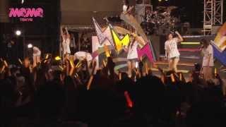 でんぱ組.inc「ORANGE RIUM」@2013.8.31大阪城野外音楽堂LIVE DVDより