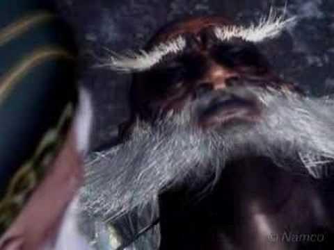 Tekken 5: Wang's ending