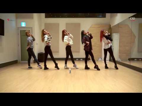 [1080p] [60fps] EXID - Hot Pink [Dance Practice]