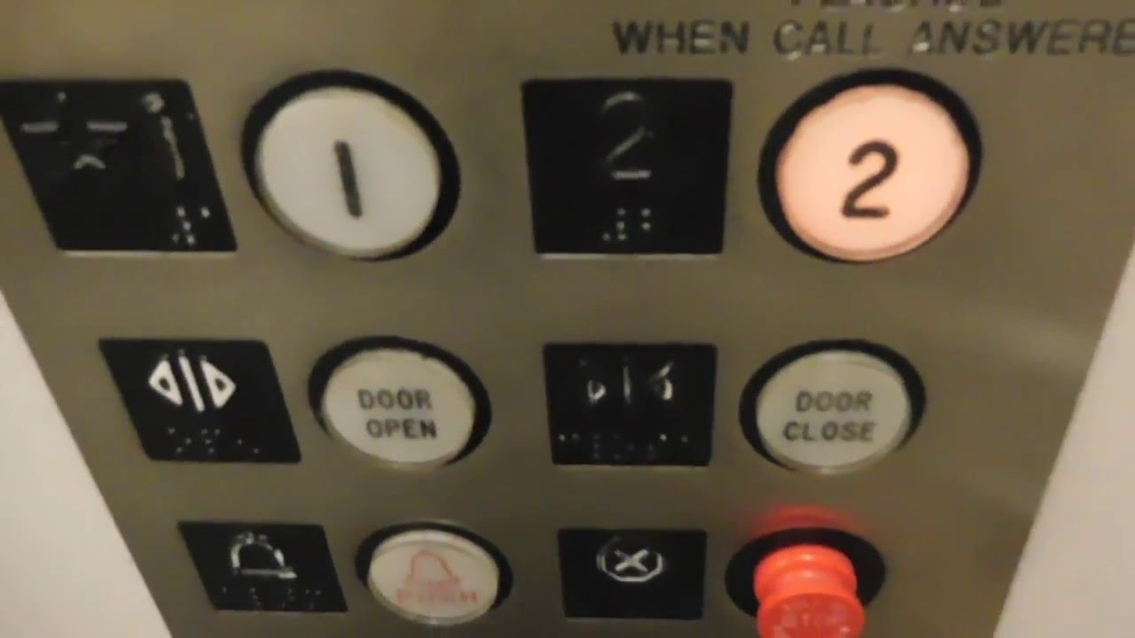 Vintage O & W Elevator @ Macys, Grossmont Center, La Mesa, CA - YouTube