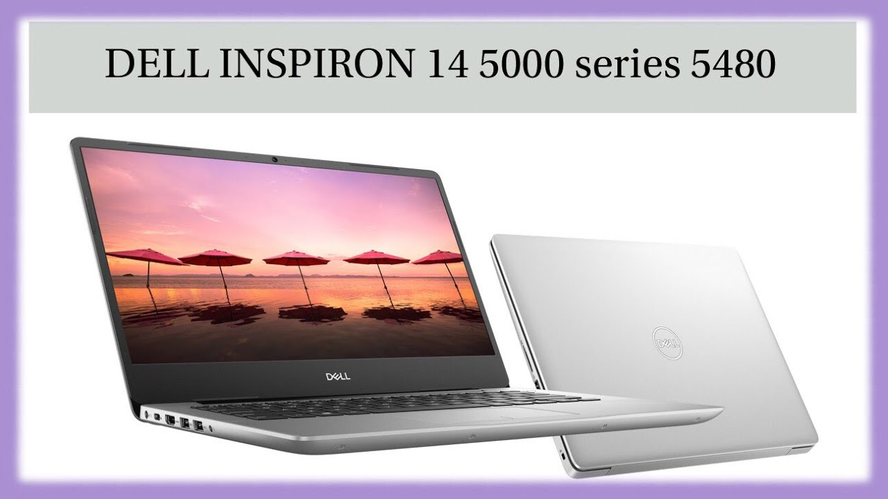 DELL Inspiron 14 5000 Series 5480 // Unboxing & First Look // Dell New  Launch in India