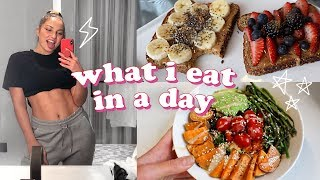 what i eat in a day: vegan 🌱 2019