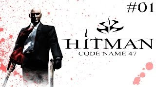 Hitman: Codename 47 - Walkthrough Part 1: Bullet To The Head