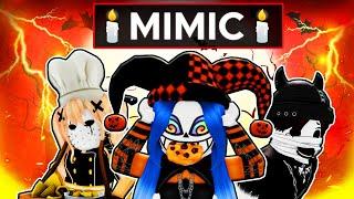 Roblox Mimic Halloween...