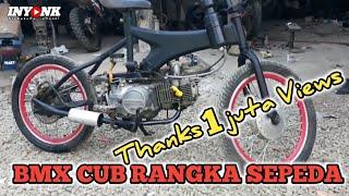 Video BMX cub.modifikasi sepeda bermesin honda grand #ireng setiawan download MP3, 3GP, MP4, WEBM, AVI, FLV September 2018