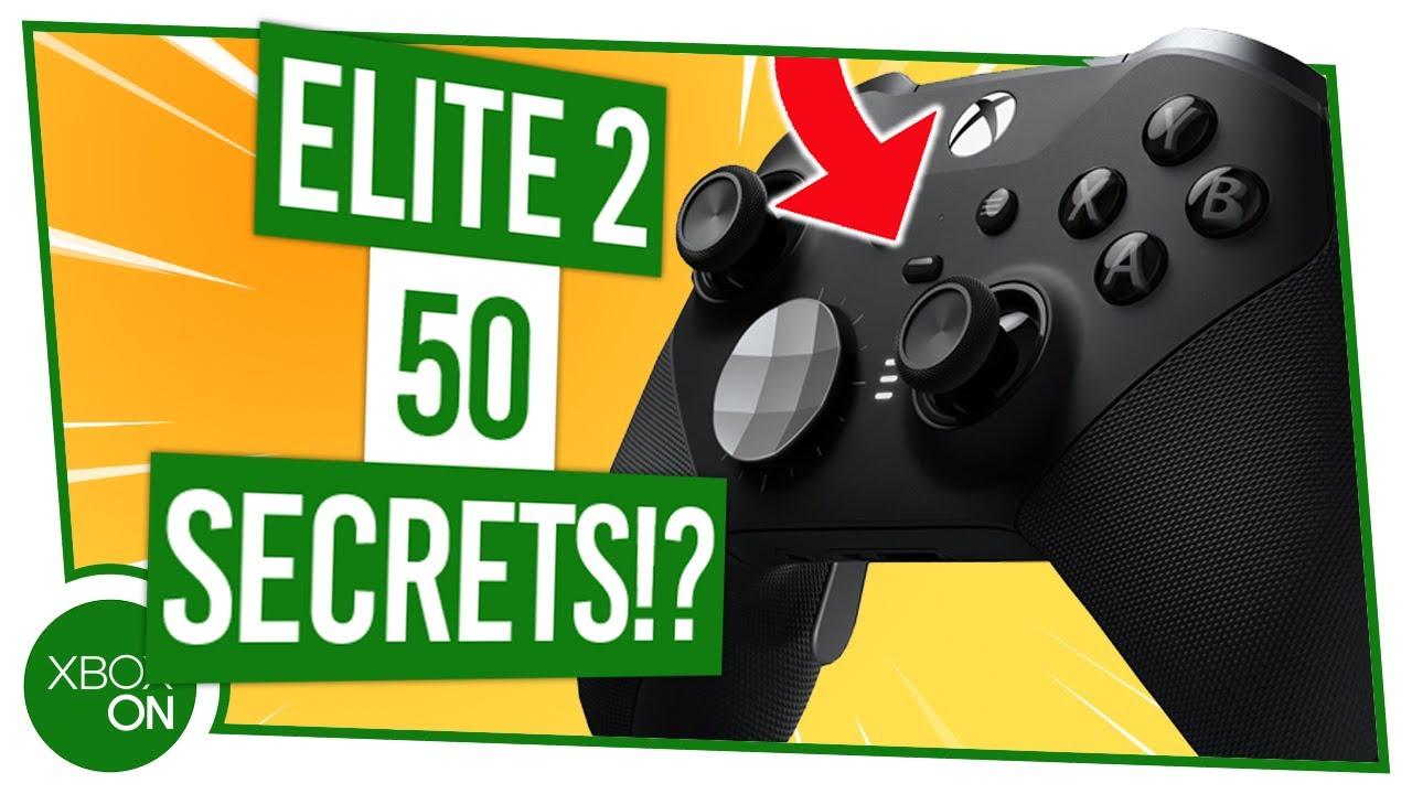 Xbox Elite 2 Controller 50 SEGREDOS que você NÃO SABE! + vídeo