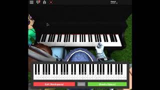 Piano RobloxMD Au nom de l'amour - Bebe Rexa et Martin Gerrix Complet (Notes dans la description)