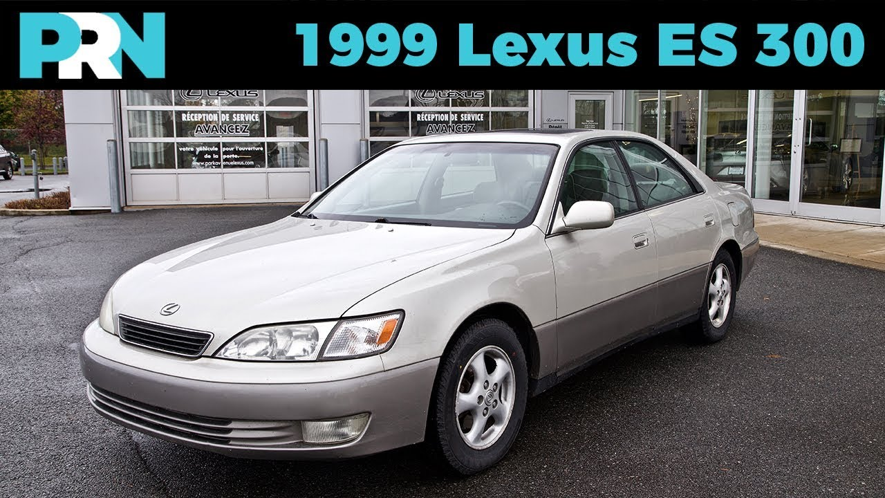 1999 lexus es 300 testdrive spotlight youtube. Black Bedroom Furniture Sets. Home Design Ideas