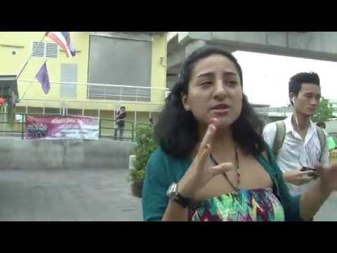 """""""PERUANOS EN EL MUNDO: TAILANDIA"""""""