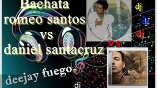 romeo santos vs daniel santacruz dj fuego
